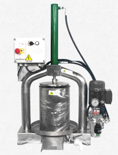 elektrinis hidraulinis presas
